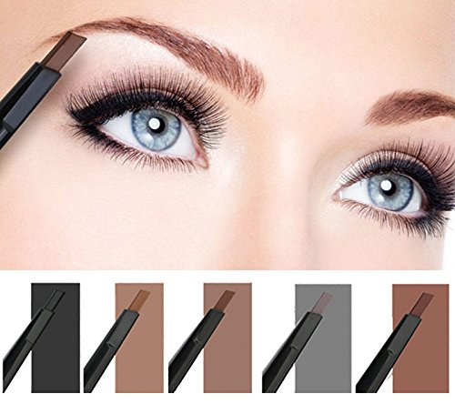 Banggood Pro Waterproof Automatic Womens Eyebrow Pencil Dark Coffee-3# | Amazon Reviews | Cool gadgets | Ideas | Products | Makeup | Fashion | Beauty | Fashion Tricks